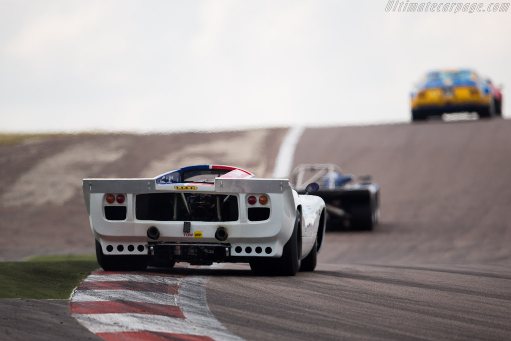 Lola T70 Mk3b - Chassis: SL76/141 - Driver: Grant Tromans / Richard Meaden - 2015 Grand Prix de l'Age d'Or