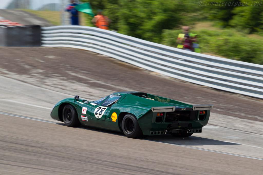 Lola T70 Mk3b - Chassis: SL76/147 - Driver: David Hart  - 2015 Grand Prix de l'Age d'Or