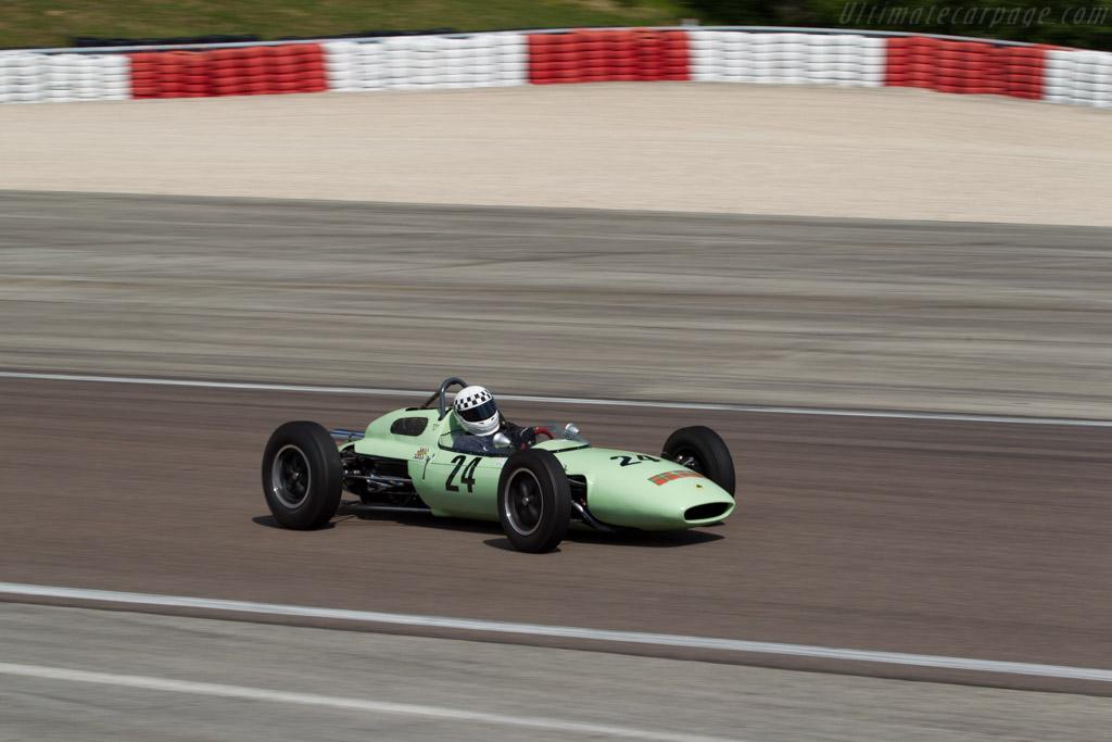 Lotus 24 Climax - Chassis: 942 - Driver: Michel Wanty  - 2015 Grand Prix de l'Age d'Or