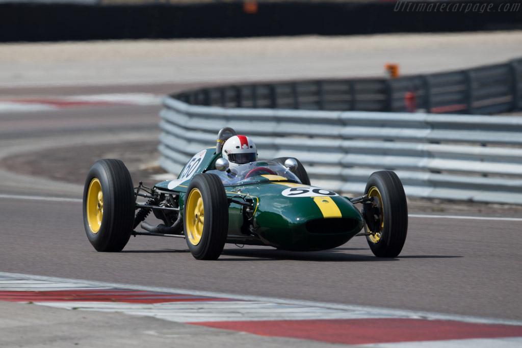 Lotus 24 Climax - Chassis: 950 - Driver: Peter Studer  - 2015 Grand Prix de l'Age d'Or