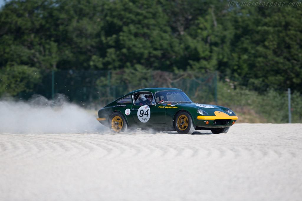 Lotus Elan 26R Shapecraft - Chassis: 26R-20 - Driver: Georges Verquin  - 2015 Grand Prix de l'Age d'Or