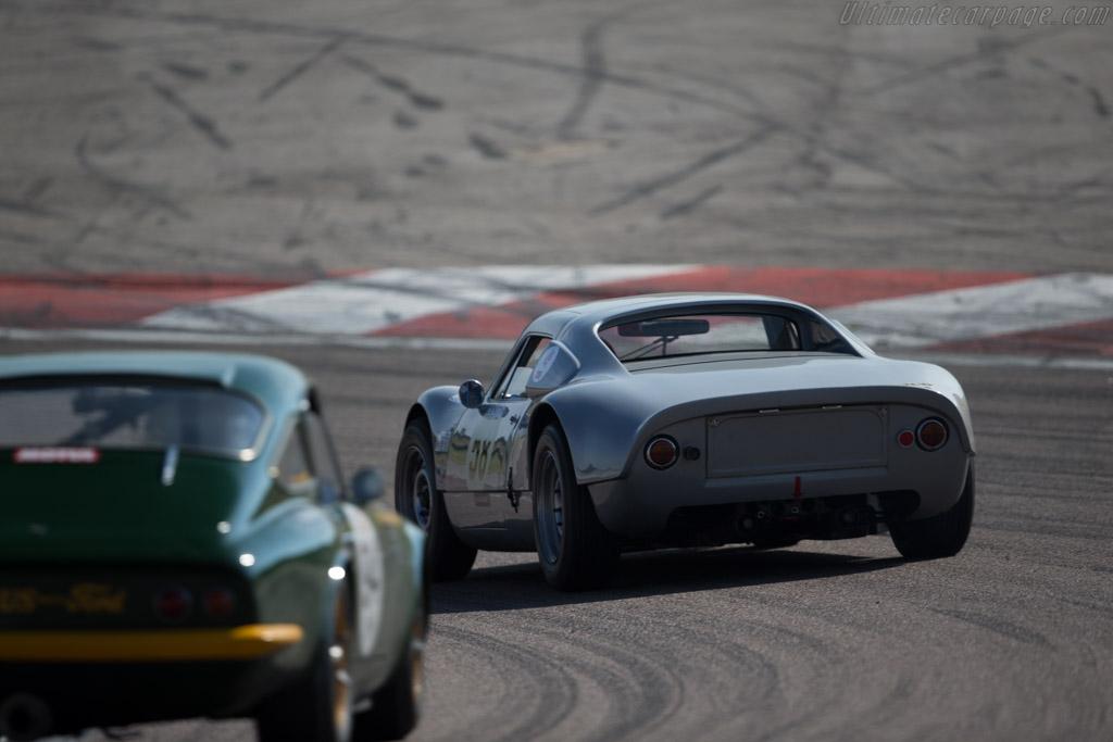 Porsche 904/6 - Chassis: 906-002 - Driver: Charles Vogele / Yves Vogele  - 2015 Grand Prix de l'Age d'Or