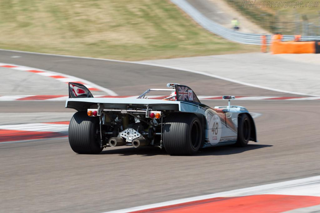 Porsche 908/3 - Chassis: 908/03-001 - Driver: Peter Vogele  - 2015 Grand Prix de l'Age d'Or