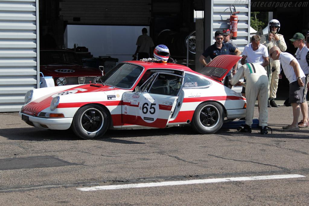 Porsche 911 - Chassis: 300377 - Driver: Philippe Scemama / Yves Scemama  - 2015 Grand Prix de l'Age d'Or