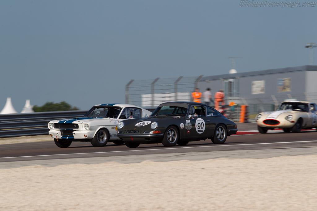 Porsche 911 - Chassis: 303880 - Driver: Thierry Lafont / Jean-Claude Penicaud  - 2015 Grand Prix de l'Age d'Or