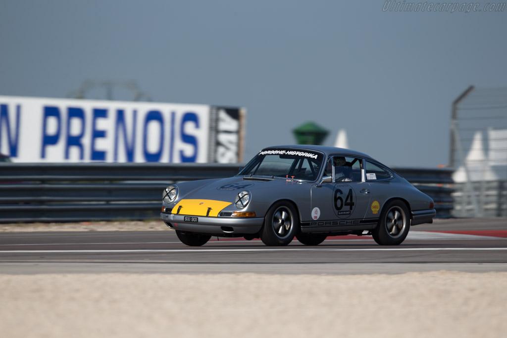 Porsche 911 - Chassis: 300241 - Driver: Andrew Smith / Ollie Hancock  - 2015 Grand Prix de l'Age d'Or