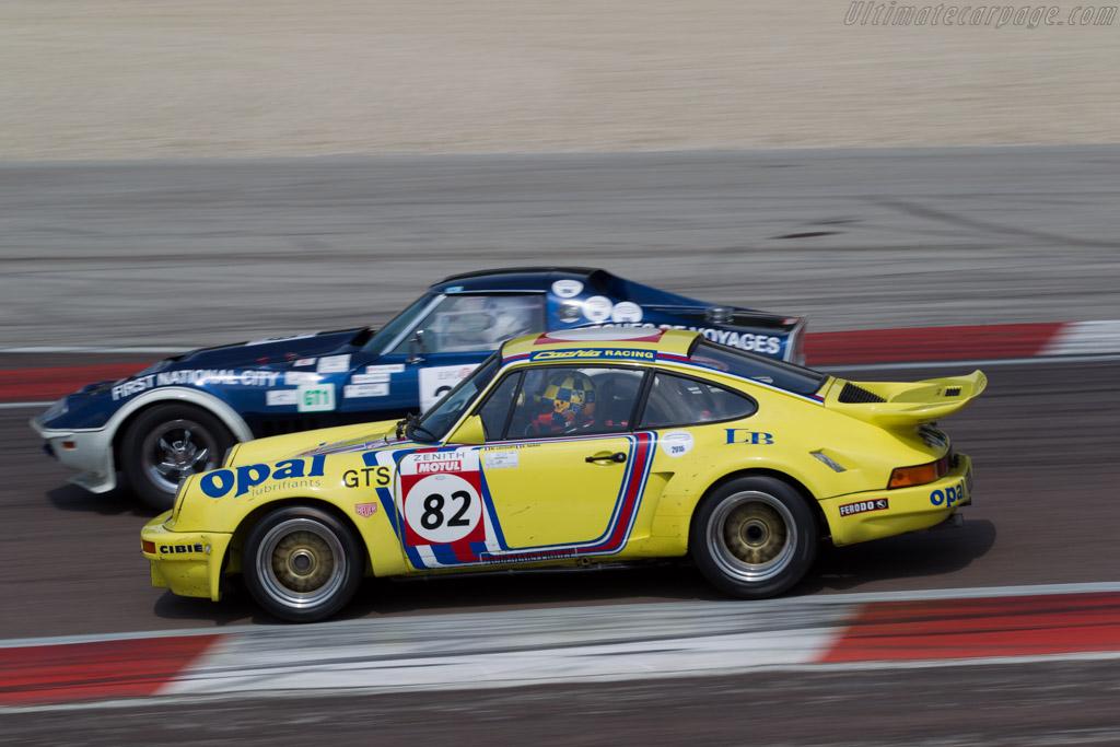 Porsche 911 Carrera RSR 3.0 - Chassis: 911 460 9059 - Driver: Michel Lecourt  - 2015 Grand Prix de l'Age d'Or
