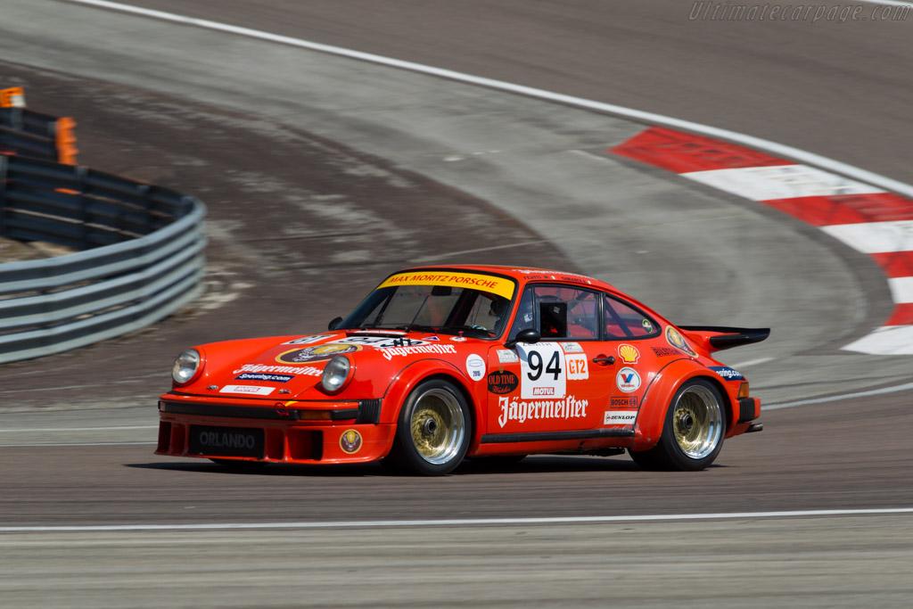 Porsche 934 - Chassis: 930 670 0168 - Driver: Maurizio Fratti / Andrea Cabianca  - 2015 Grand Prix de l'Age d'Or