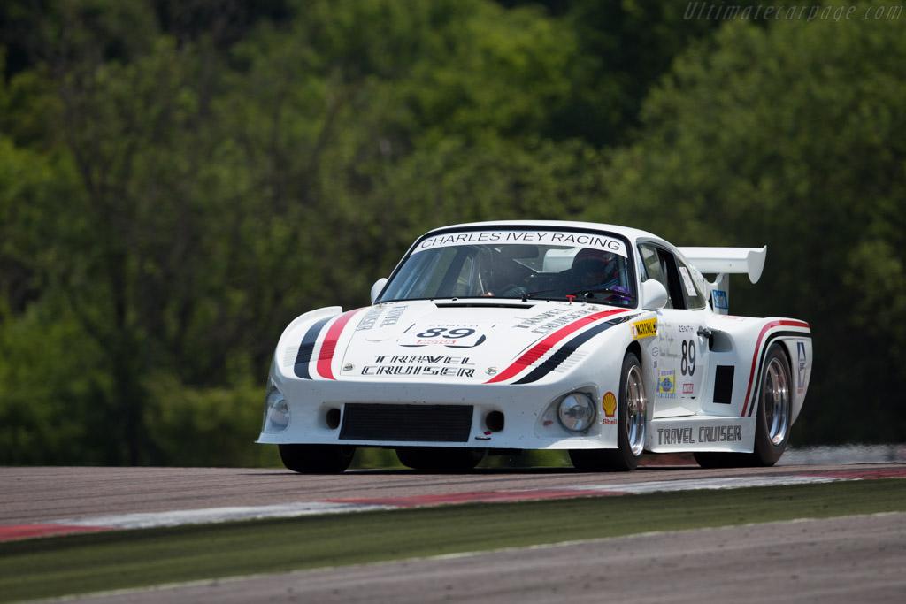 Porsche 935 K3 - Chassis: 930 890 0022 - Driver: Manfredo Rossi de Montelera  - 2015 Grand Prix de l'Age d'Or