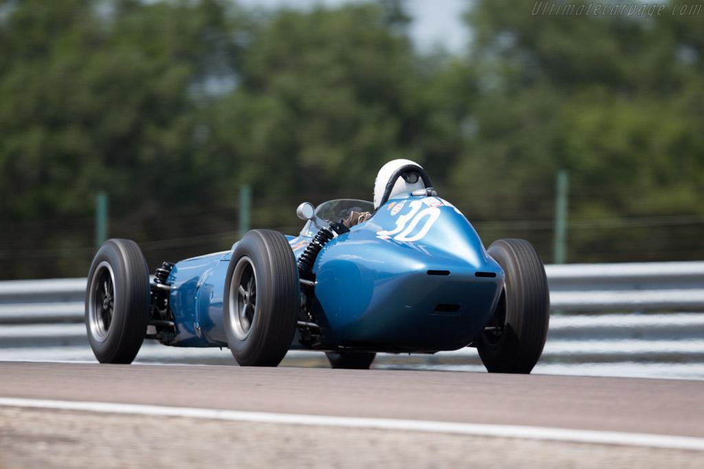 Scarab F1 Offenhauser - Chassis: 003 - Driver: Julian Bronson  - 2015 Grand Prix de l'Age d'Or