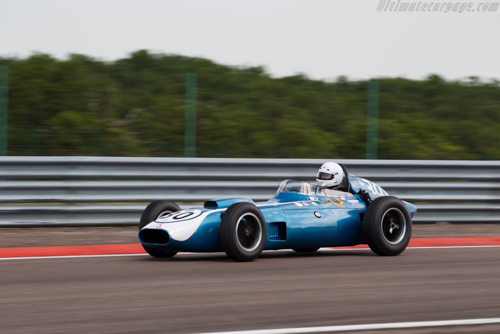 Scarab F1 Offenhauser - Chassis: 003 - Driver: Julian Bronson  - 2015 Grand Prix de l'Age d'Or