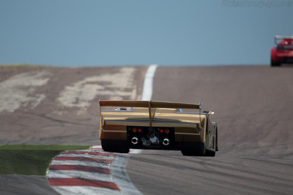 TOJ SC304 Cosworth - Chassis: 11-76 - Driver: Yves Scemama  - 2015 Grand Prix de l'Age d'Or