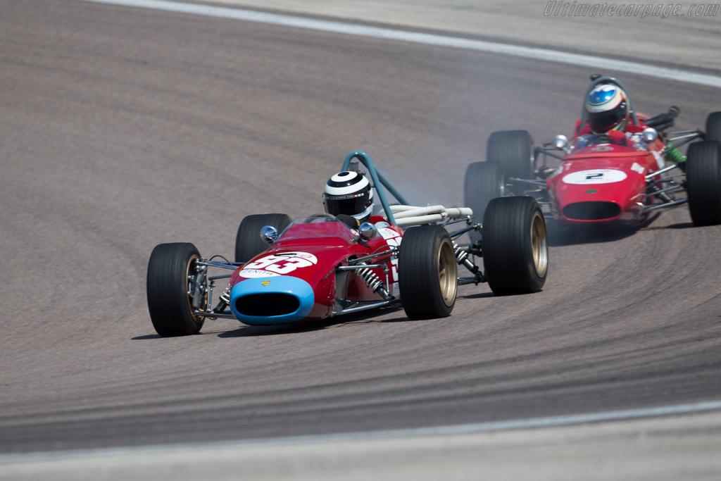 Tecno F3 - Chassis: T00510 - Driver: Roland Fisher  - 2015 Grand Prix de l'Age d'Or