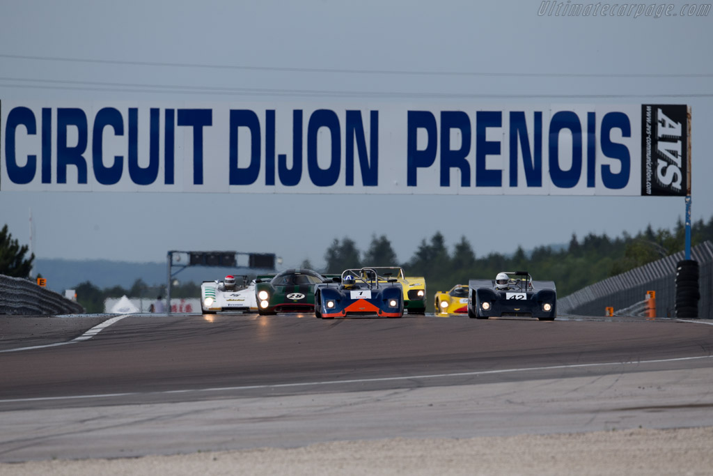 Welcome to the Circuit Dijon-Prenois    - 2015 Grand Prix de l'Age d'Or