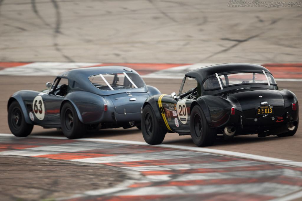 AC Shelby Cobra - Chassis: CSX2506 - Driver: Christophe van Riet  - 2016 Grand Prix de l'Age d'Or