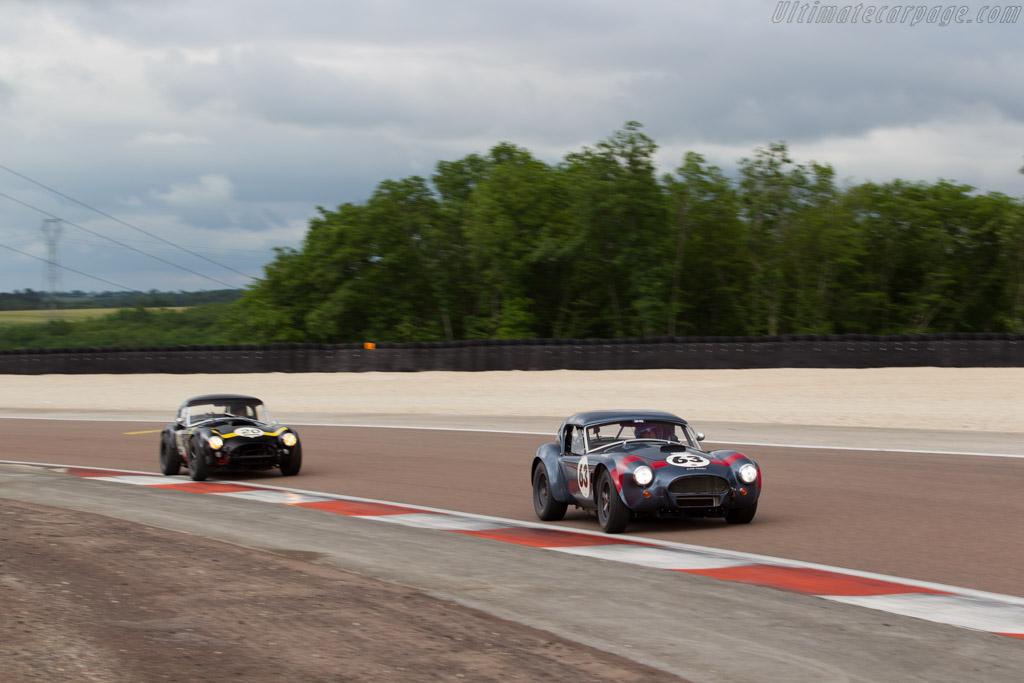 AC Shelby Cobra - Chassis: CSX2174 - Driver: David Hart / Olivier Hart  - 2016 Grand Prix de l'Age d'Or
