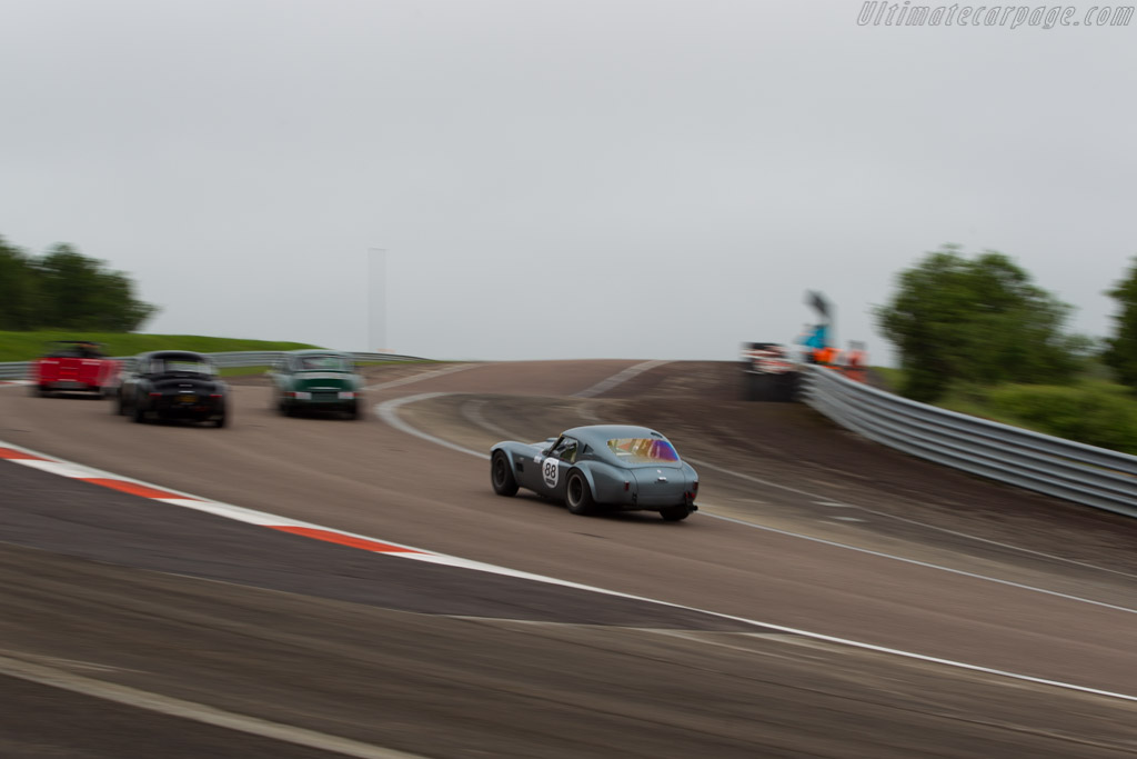 AC Shelby Cobra - Chassis: CSX2229 - Driver: Philipp Oettli  - 2016 Grand Prix de l'Age d'Or