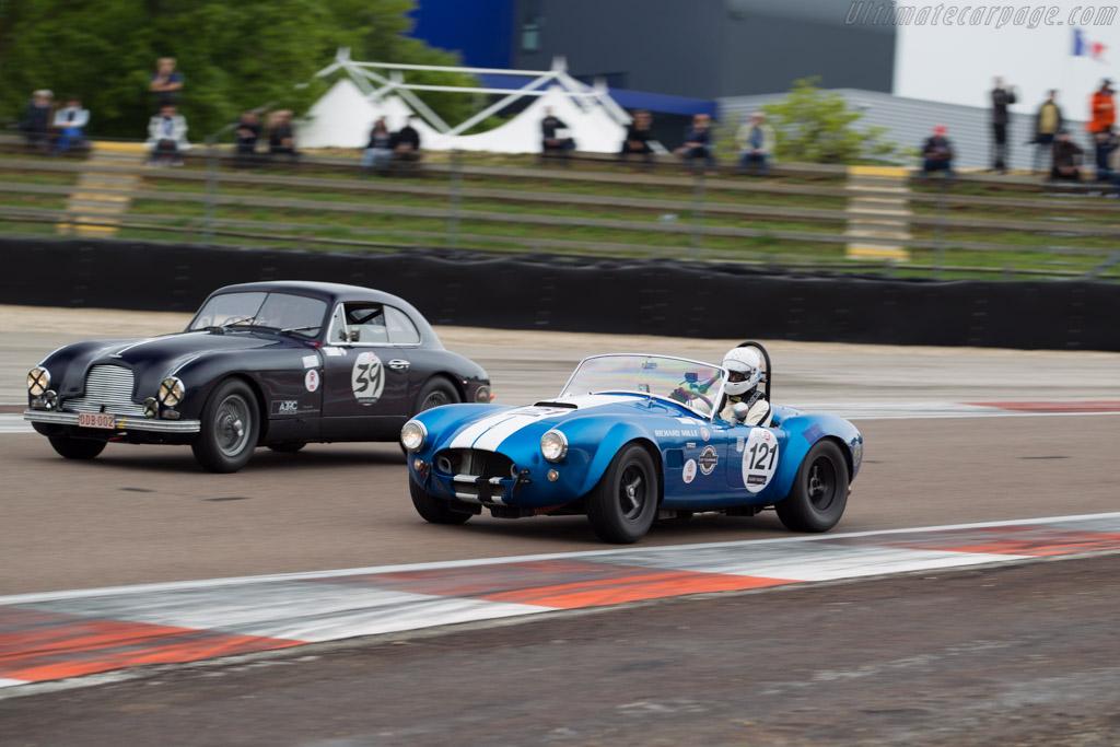 AC Shelby Cobra - Chassis: COX6013 - Driver: Yvan Mahe  - 2016 Grand Prix de l'Age d'Or