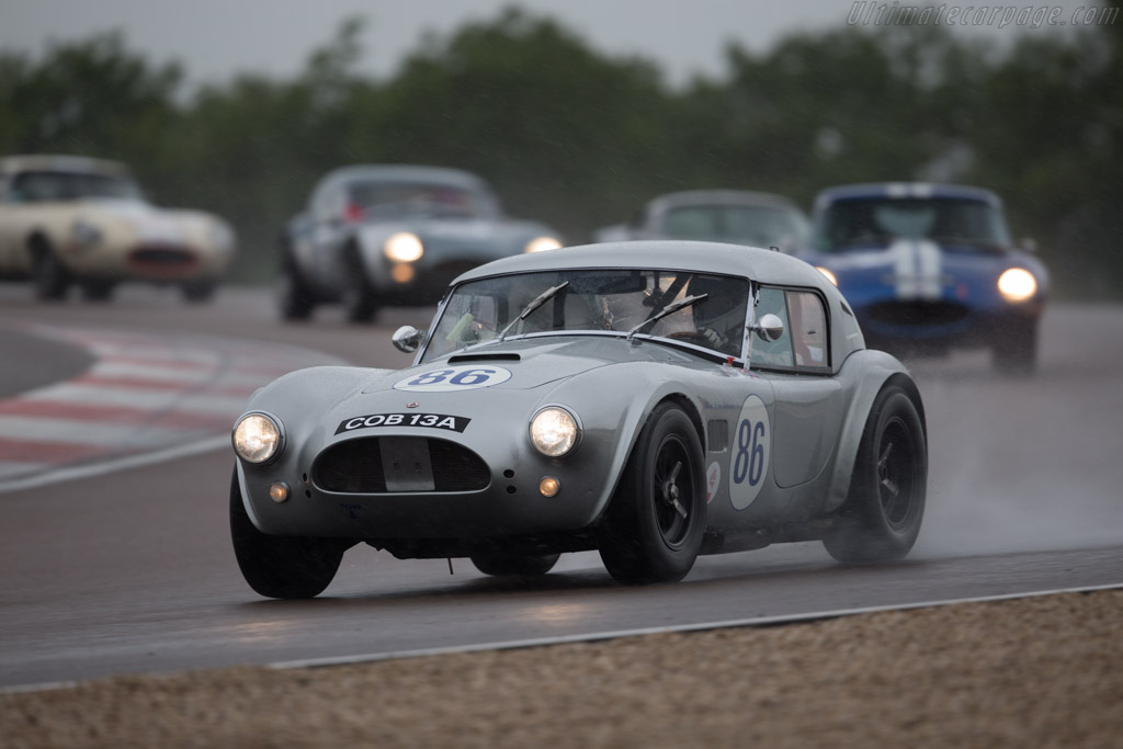 AC Shelby Cobra - Chassis: CSX2157 - Driver: Andrew Beverley - 2016 Grand Prix de l'Age d'Or