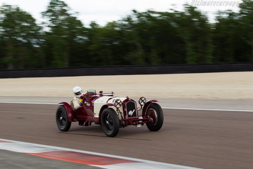 Alfa Romeo 8C 2600 Monza - Chassis: 2111045 - Driver: Carlo Vogele  - 2016 Grand Prix de l'Age d'Or