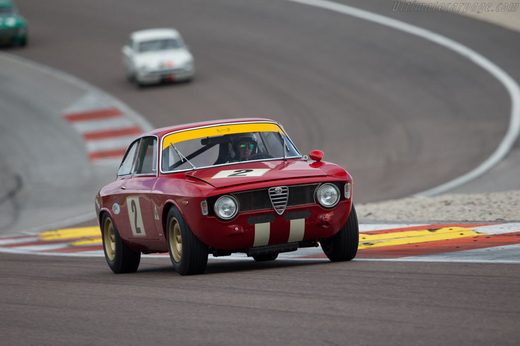 Alfa Romeo Giulia GTA - Chassis: AR613701 - Driver: Yves Vogele / Alain Vogele  - 2016 Grand Prix de l'Age d'Or