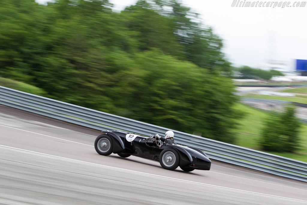 Aston Martin 2 Litre Speed - Chassis: C7/746/LS - Driver: Heinz Stamm  - 2016 Grand Prix de l'Age d'Or