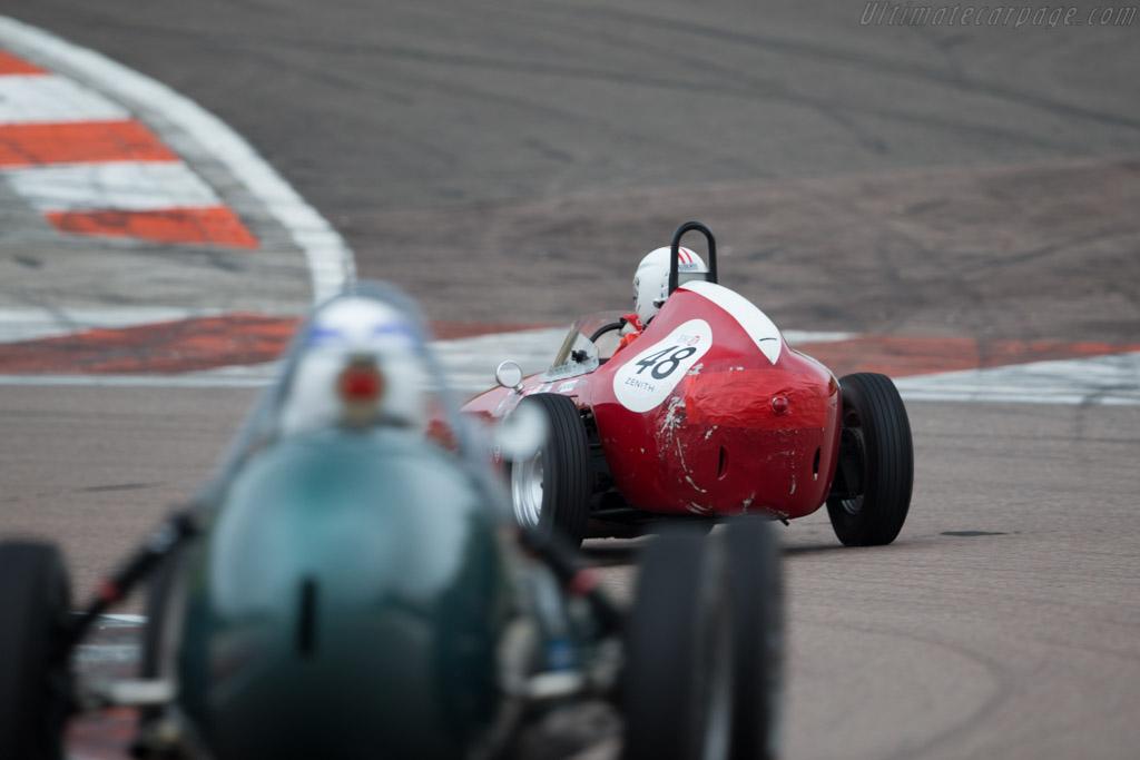 Autosud FJ  - Driver: Paul Halford  - 2016 Grand Prix de l'Age d'Or
