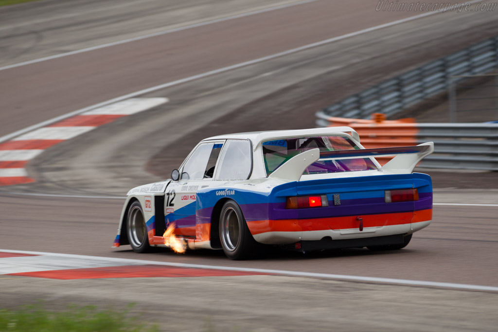 BMW 320i Group 5  - Driver: Charles Veillard  - 2016 Grand Prix de l'Age d'Or
