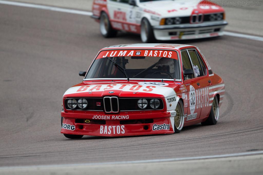 BMW 530i - Chassis: JUMA 1025 - Driver: Richard Depagneux  - 2016 Grand Prix de l'Age d'Or