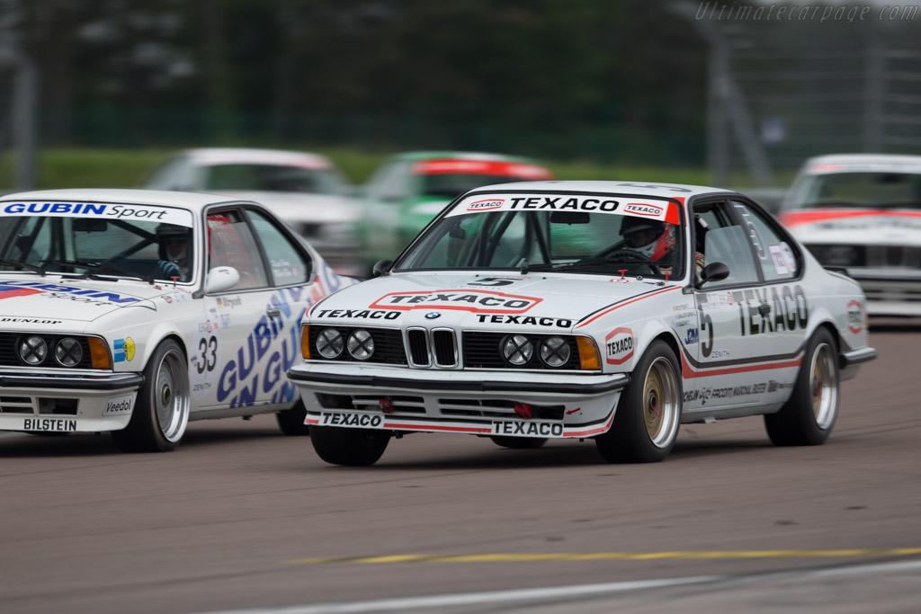 Bmw 635 Csi Chassis E24 Ra1 04 Driver Jean Marc