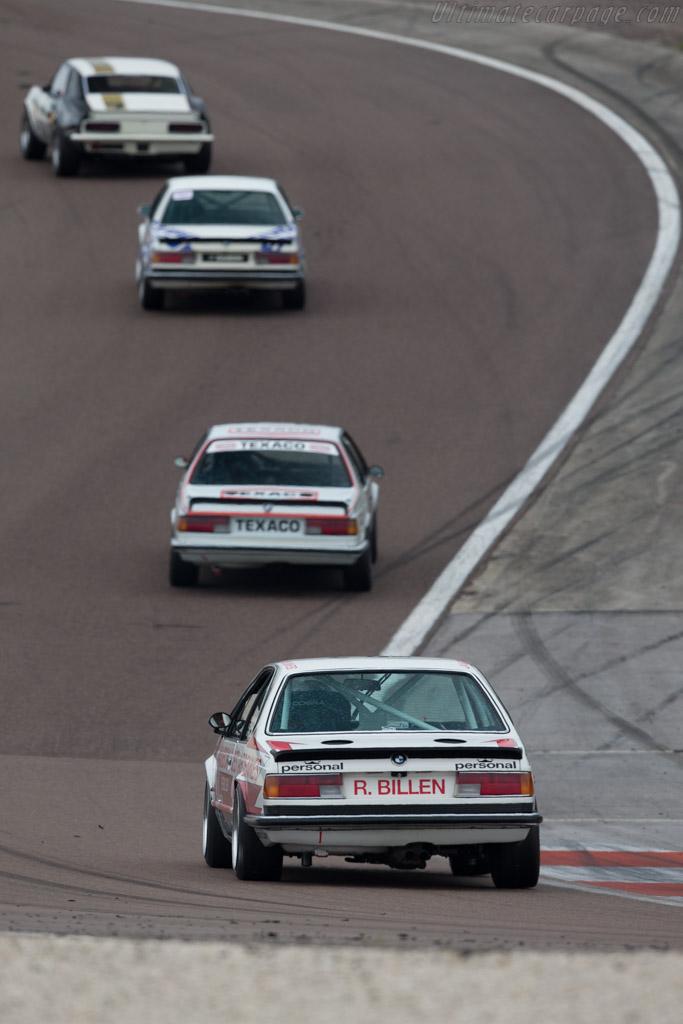 BMW 635 CSi - Chassis: E24 RA1-12 - Driver: Christian Bouriez/ Christophe van Riet  - 2016 Grand Prix de l'Age d'Or