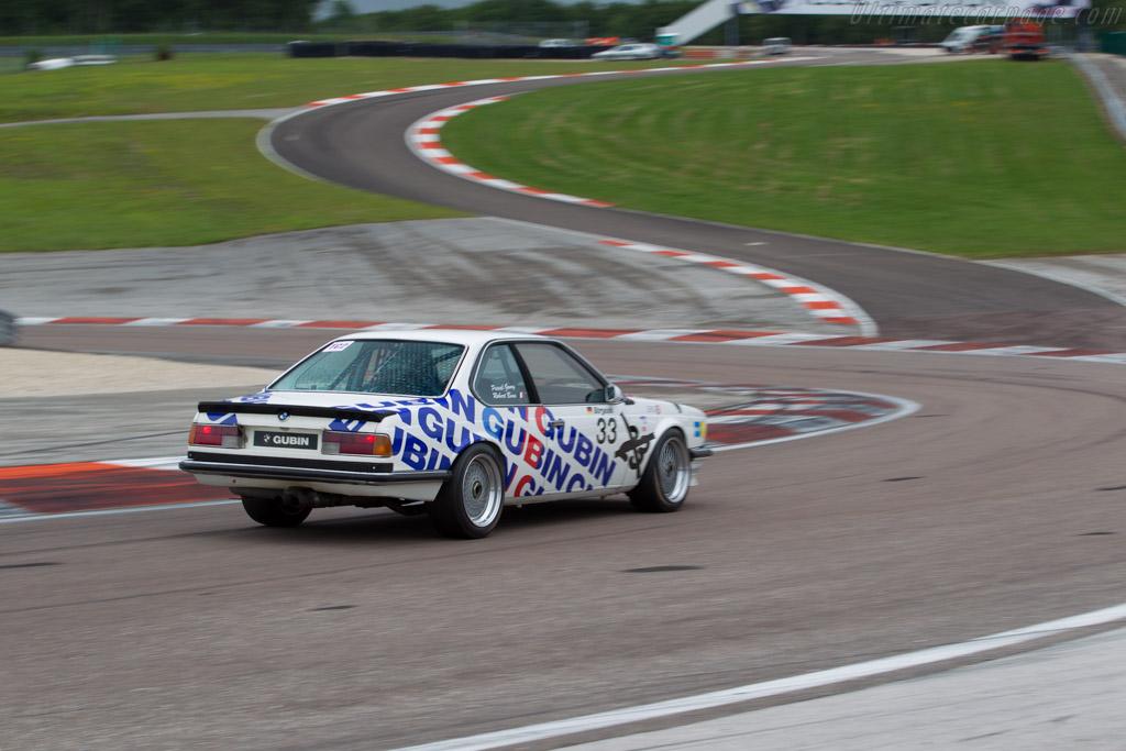 BMW 635 CSi - Chassis: E24 RA1-31 - Driver: Robert Boos / Pascal Goury  - 2016 Grand Prix de l'Age d'Or