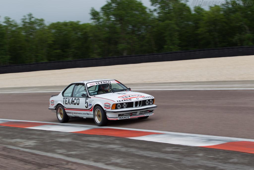 BMW 635 CSi - Chassis: E24 RA1-04 - Driver: Jean-Marc Merlin  - 2016 Grand Prix de l'Age d'Or