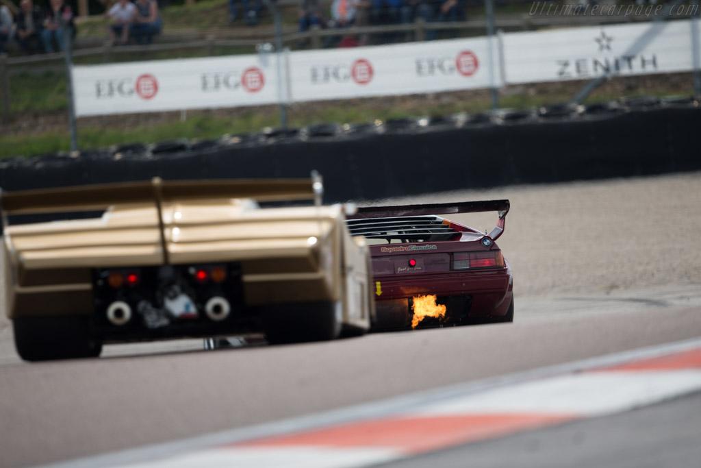 BMW M1 Procar - Chassis: 4301063 - Driver: Peter Mulder / Patrick Simon  - 2016 Grand Prix de l'Age d'Or