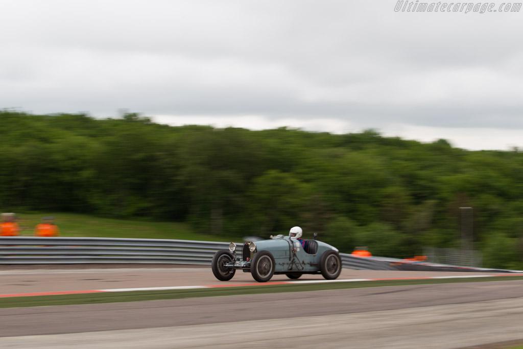 Bugatti Type 35 - Chassis: 4448R - Driver: Arnaud Graignic  - 2016 Grand Prix de l'Age d'Or