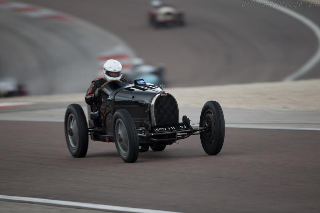Bugatti Type 35B - Chassis: 4869R - Driver: Jean-Marc Laffont  - 2016 Grand Prix de l'Age d'Or