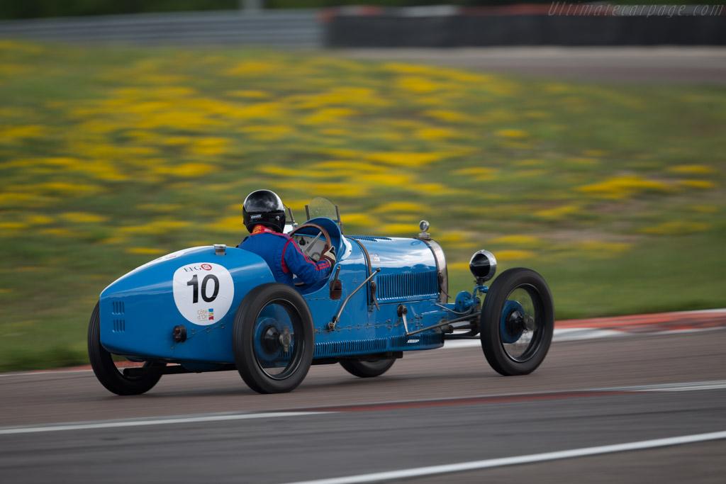 Bugatti Type 37 - Chassis: 37347 - Driver: Herve Sarazin - 2016 Grand Prix de l'Age d'Or