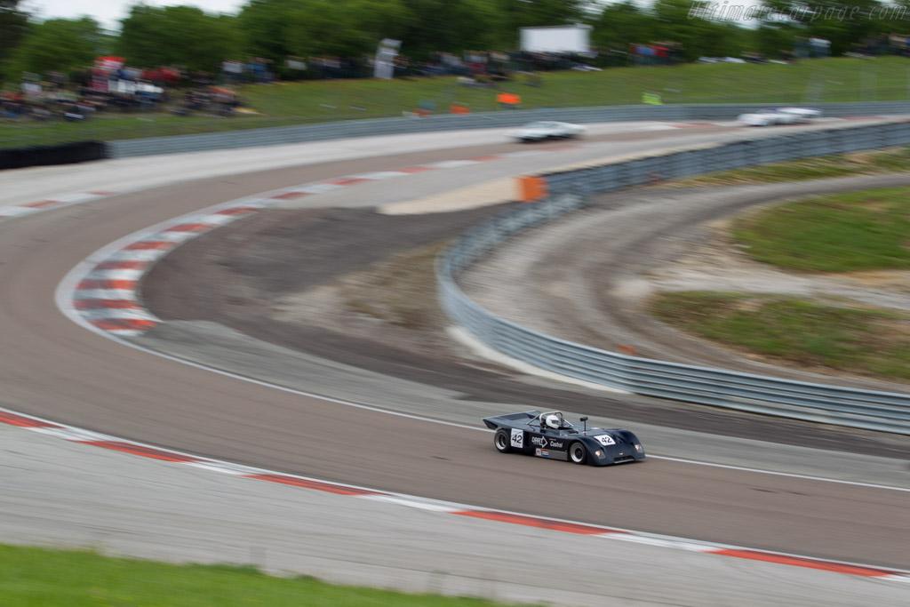 Chevron B19 - Chassis: B19-71-25 - Driver: Philipp Bruehwiler  - 2016 Grand Prix de l'Age d'Or