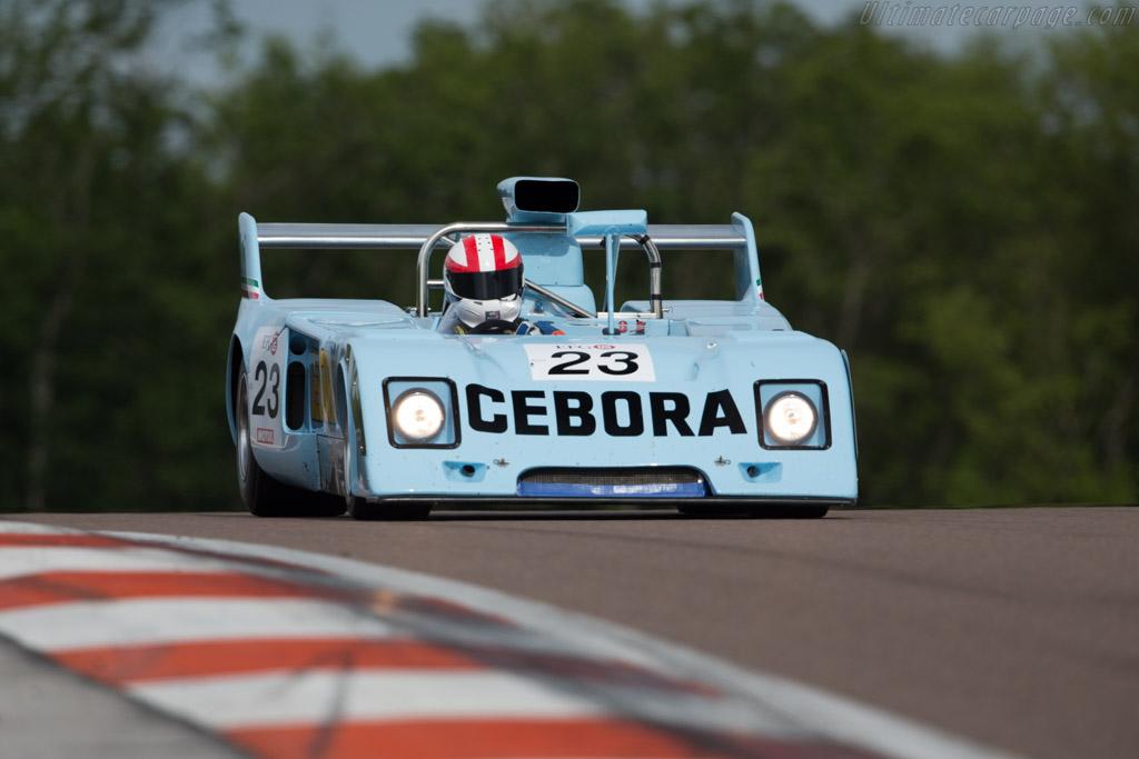 Chevron B23 - Chassis: B23-73-21 - Driver: Martin O'Connell  - 2016 Grand Prix de l'Age d'Or