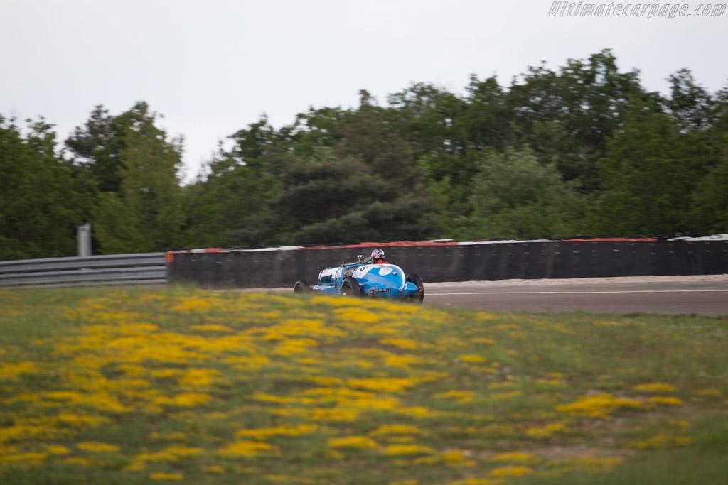 Delahaye 135S - Chassis: 48758 - Driver: Vincent Tourneur / Andy Prill  - 2016 Grand Prix de l'Age d'Or
