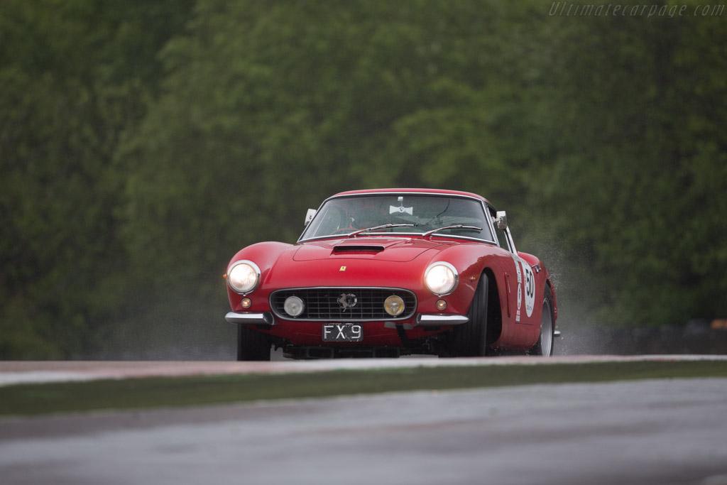 Ferrari 250 GT SWB - Chassis: 2221GT - Driver: Ben Gill  - 2016 Grand Prix de l'Age d'Or