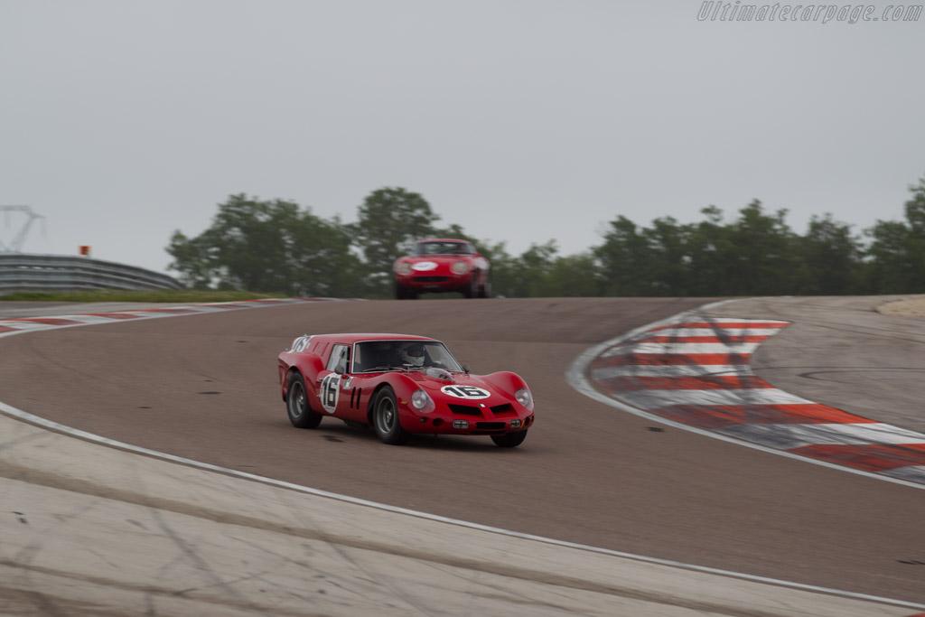 Ferrari 250 GT SWB Breadvan - Chassis: 2819GT - Driver: Lukas Halusa  - 2016 Grand Prix de l'Age d'Or