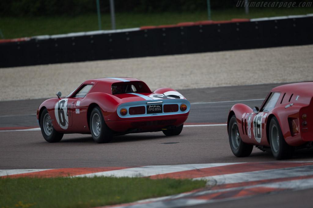 Ferrari 250 LM - Chassis: 5907 - Driver: Clive Joy  - 2016 Grand Prix de l'Age d'Or