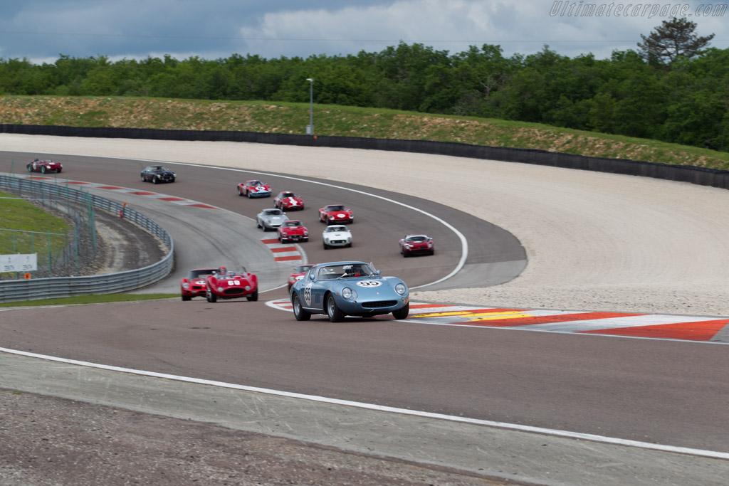 Ferrari 275 GTB/C - Chassis: 09057 - Driver: Vincent Gaye  - 2016 Grand Prix de l'Age d'Or