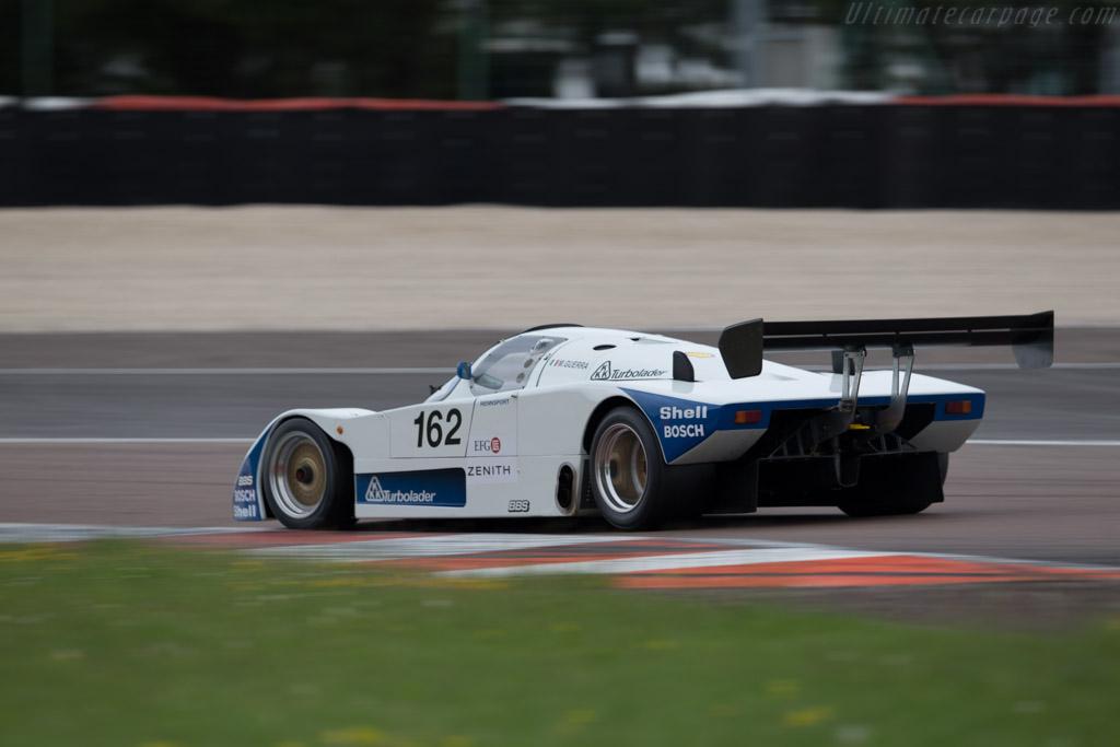 GKW 862 Porsche - Chassis: 001 - Driver: Massimo Guerra  - 2016 Grand Prix de l'Age d'Or