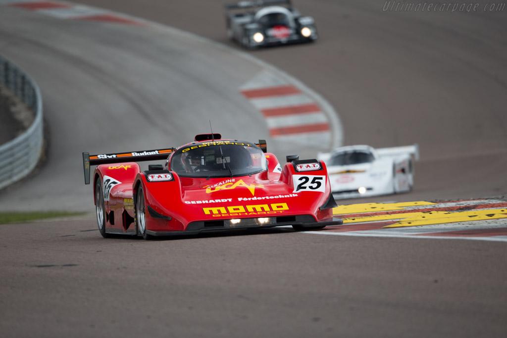 Gehbardt C91 Cosworth - Chassis: 901 - Driver: Michael Lyons  - 2016 Grand Prix de l'Age d'Or
