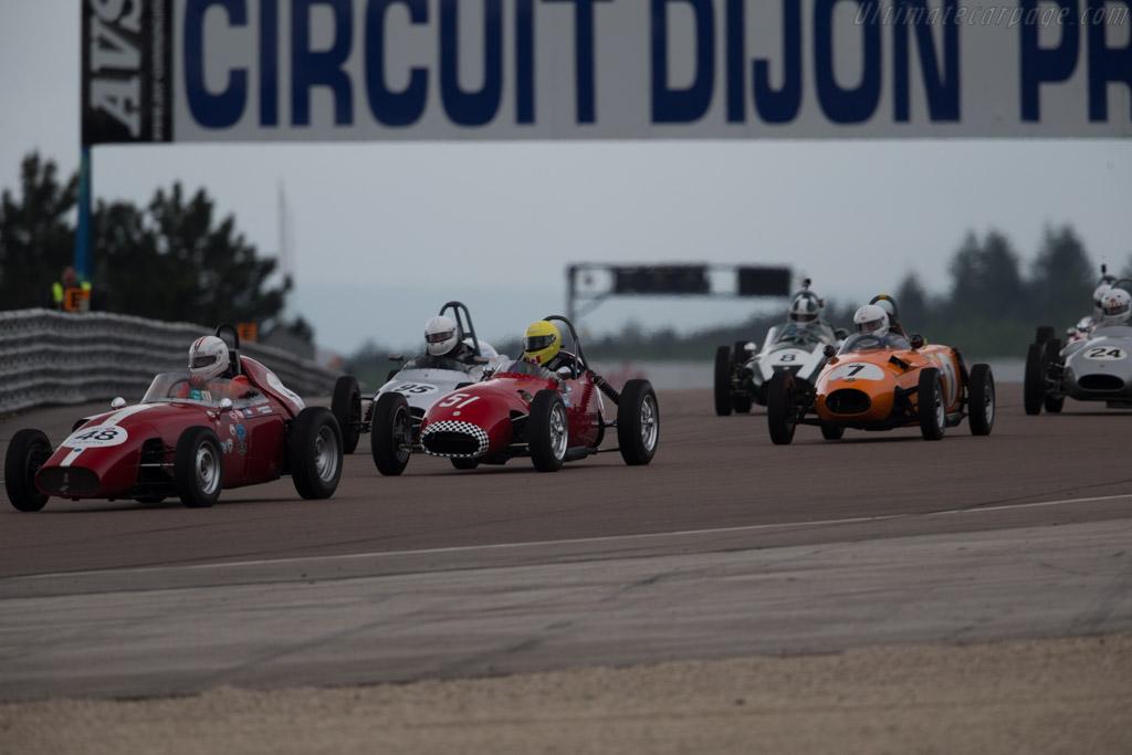 Gemini Mk2  - Driver: Larry Kinch  - 2016 Grand Prix de l'Age d'Or