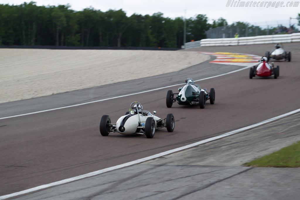 Gemini Mk3A - Chassis: 28 - Driver: Noel Woodford  - 2016 Grand Prix de l'Age d'Or