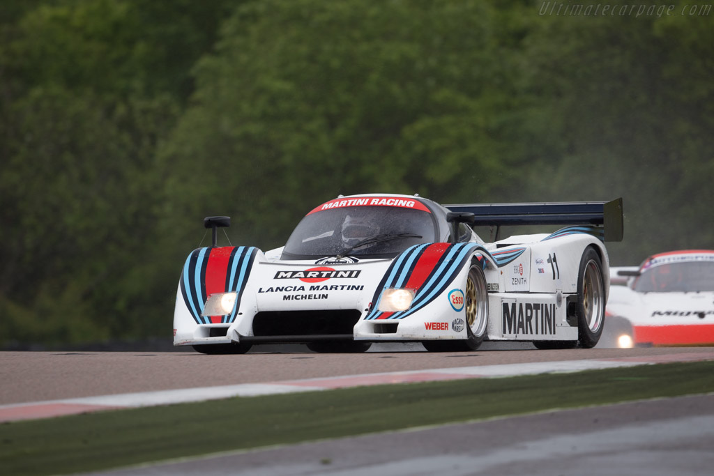 Lancia LC2 - Chassis: 0005 - Driver: Tim Summers  - 2016 Grand Prix de l'Age d'Or