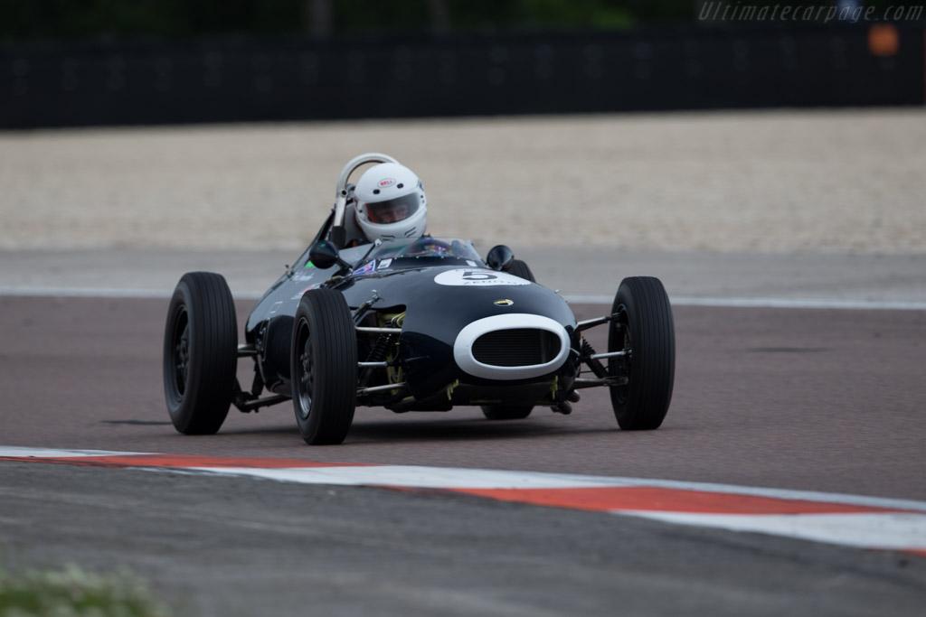 Lola Mk2 - Chassis: BRJ-3 - Driver: Robin Longdon  - 2016 Grand Prix de l'Age d'Or